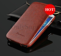 For Samsung Galaxy S4 s IV I9500 Hot Setting Flip Cover Leather Protect Case