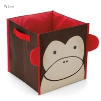 SKP baby toy storage box Zoo Storage Bins - Monkey