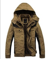 2013 new men's padded jacket padded jacket frock coat tide