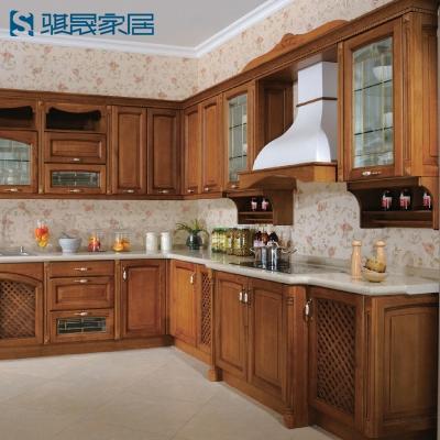 Compra muebles de cocina modernos online al por mayor de for Muebles de cocina de madera modernos