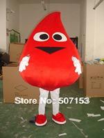 blood drop New costume adult plush mascot costume elmo dora barney doraemon kitty cartoon character costumes party