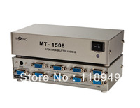 Wholesale 20psc/lot MT-1508 150MHZ 8 PORT VGA SPLITTER,free shipping by Fedex