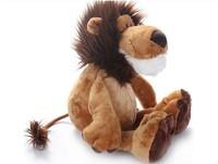 NICI  New Lion Plush Toy PPT Cotton High Quality 25CM Size Lovely Design Hot Sale
