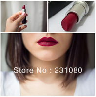 1PCS Very Temperament Lipstick Color Deep Purple Plum Color 3G Lipstick Makeup Cosmetics Brand lip Balm High Quality Lipstick