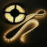 30pcs/lot 5m 300LED 3528 SMD not waterproof 12V flexible light 60led/m LED strip white/warm white/blue/green/red/yellow