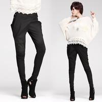 Fashion asymmetrical 8109 trousers