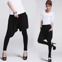 Fashion chiffon sleeve elastic pants harem pants bloomers 8202