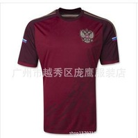 2014 season The new Russia Football suits Soccer jersey 2014 world cup