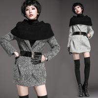 9171 muffler scarf belt thick woolen outerwear