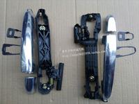 Lifan 320 door hand-clasping outer handle door handle lifan