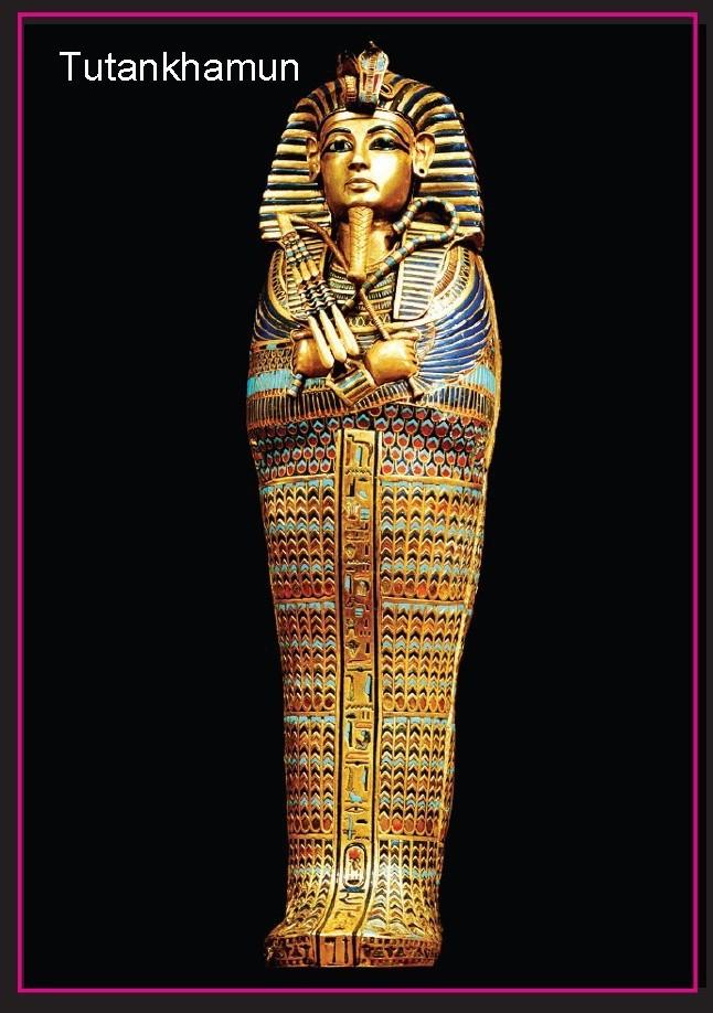 Farao Van Egypte Toetanchamon Egypte Farao Toetanchamon