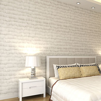 Papel de parede roll Eco-friendly non-woven wallpaper modern brief fashion wallpaper tv background wall wallpaper  tapete room