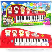 Free shipping Child orgatron baby electronic organ electronic piano music keyboard educational toys