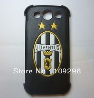 Juventus Imitated-leather Case / Cover Skin For Samsung Galaxy SIII S3 i9300