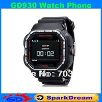 "GD930 Wacth Phone With 1.46"" Resistive LCD Touch Screen 220x176 Single SIM Card 1.3MP Camera with Bluetooth Watch Phone"