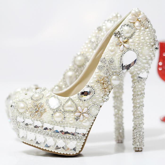Zapatos Para Novia Vestidos De