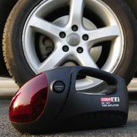 3358 car tyre inflatable pump multifunctional car hit pump 12v car air pump