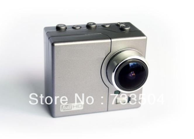 FPV HD waterproof camera with car DVR function CCTV camera mini camera 1080p(China (Mainland))