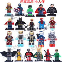 Star Wars 21pcs/lot Legoland Building Blocks Sets Minifigure Educational DIY Construction Bricks figure Toys For Children