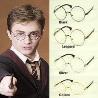 Fashion Vintage Metal Round Glasses Frame Optic Glasses College Wind Harry Potter Glasses Frame Wholesale Free Shipping