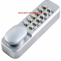 Mechanical combination lock/password lock does not need password lock machine combination lock KFC, McDonald's