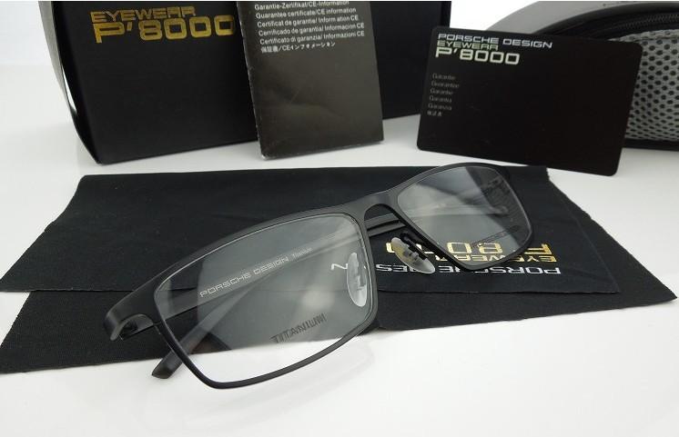 8183 Pure Titanium Sport Full Rim Casual Fashion Spetacle Optical Mirror Frame Eyewear Decoration Computer Business Eyeglasses(China (Mainland))