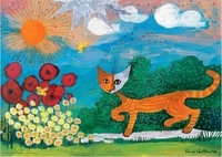 Heye gold cat daisy 1000 puzzle