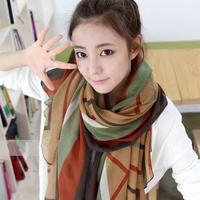 2015 scarf female bali yarn decorative scarf summer ultra long silk scarf