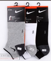12 pairs /lot 2014 men's socks material of high quality socks men socks men sport 100% cotton huf socks