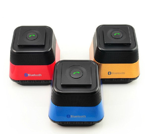 wireless bluetooth portable card speaker car mini computer small subwoofer audio(China (Mainland))