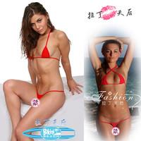 European New Arrival Super Sexy Women's Cotton Bikini Set Fashion Hot Beach Bikini For Women Free Shipping