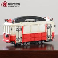 Fashion antique telephone fashion personality rail car telephone