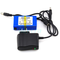 High quality Portable 12V Li-po Super Rechargeable Battery Pack DC for CCTV Camera 1800mAh