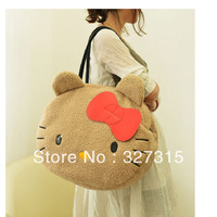 2014 small bags women's handbag kitten messenger bag shoulder bag vintage bag