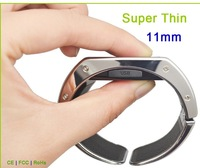 """Watch Mobile Phone 1.46"""" Touch Screen FM Radio MP3 New Leather Satinless Lady Smart Watch Phone"""