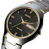 brand military watch men  new   Dom    quartz casual dive  luxury         mens watches men wristwatches relogio masculino reloj