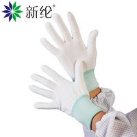 13 needle nylon work gloves PU gloves electronic anti-static lint-free gloves Safety Gloves
