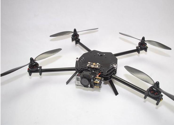 Brushless FPV Camera Mount Quadcopter Frame Fpv