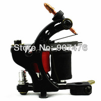Aluminum Alloy Tattoo Machine Gun for shader Liner 2pcs set tattoo supplies