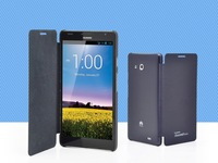 New Arrival for Huawei Ascend mate Imitation leather phone case a235