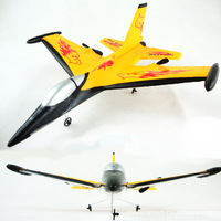 F16-9102 two-way remote control airplane glider helicopter fighter wing EPP HM