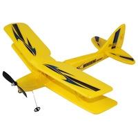 Small biplane -9116 remote control aircraft remote control toy glider RC Airplane Aircraft Interior