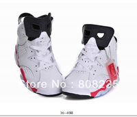 2013 year new SUPER QUALITY  women  J6 sports shoes , designer women basketball shoes . size :US5.5-8.5