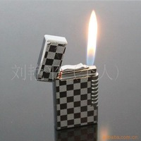 Hot-selling 801 small square grid grinding wheel metal lighter 19.9 area