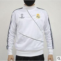 New winter real Madrid training suit Leisure hot long fleece