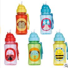 cartoon water bottle promotion