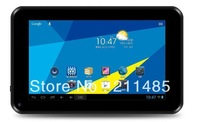 in stock 7 inch Android 4.1 Tablet PC Vido T10+512MB RAM+8GB ROM+ATM7021 Dual Core 1.0GHz+BT+1024*600