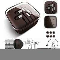 New  For XiaoMi PISTON Earphones Headset Headphones w/wire control for MI2 MI2A MI2S