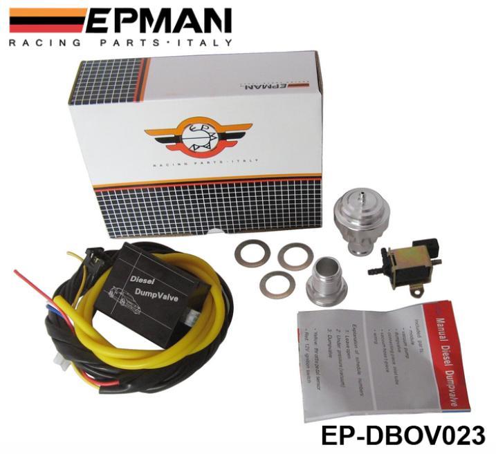EPMAN - ElectrIcal Diesel Blow Off Valve/Diesel Dump Valve/Diesel BOV EP-DBOV023(China (Mainland))