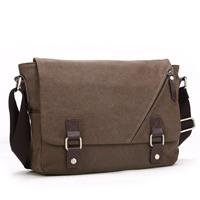 New arrive 2014 tidal current male messenger bag fashionable casual messenger bag man bag canvas bag